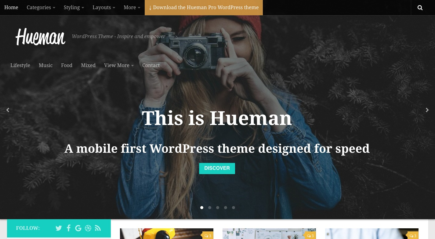 20 Best Free WordPress Themes 2018 – wpmagg